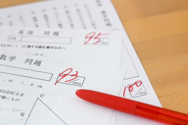 【内申点の計算方法】そもそも内申点って?入試にどう影響する?